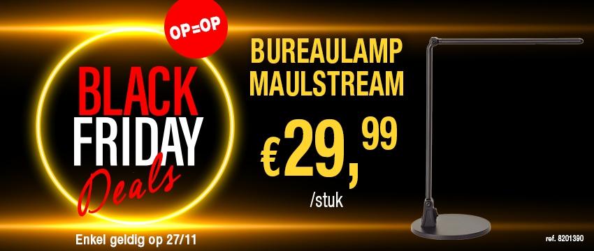 Bureaulamp MaulStream
