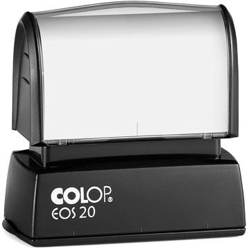 Colop EOS 20 Xpress stempel zwart