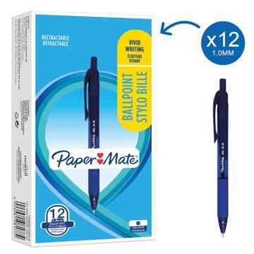 Paper Mate balpen Alfa RT, blauw