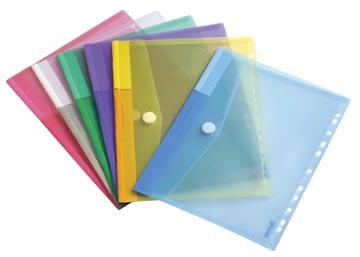 Tarifold geperforeerde showtas geassorteerde kleuren