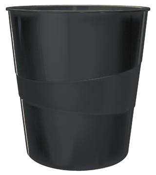 Leitz Recycle papiermand, zwart
