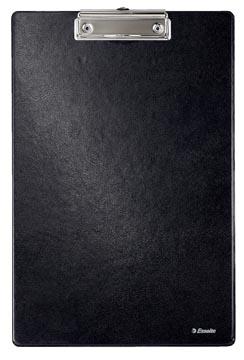 Esselte klemplaat voor ft A4, PP, zwart
