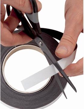 Maul zelfklevende magneetband 10 m x 2,5 cm