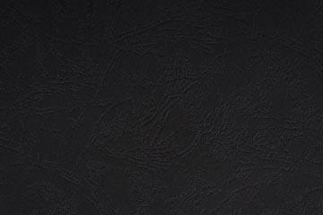 Pergamy omslagen lederlook ft A4, 250 micron, pak van 100 stuks, zwart