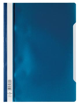 Durable snelhechtmap donkerblauw
